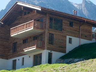 Pic Blanc Chalet, Grimentz