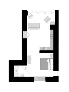 The Giggle floor plan