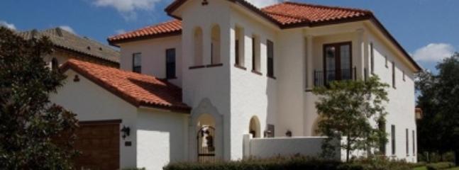 Exquisite 4 Bedroom Villa in Orlando
