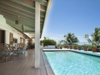 Popular 3 Bedroom Villa with Ocean View on St. Thomas