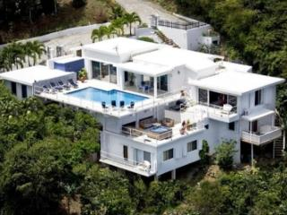 Luxurious 4 Bedroom Villa in Magens Bay, Baia di Magens