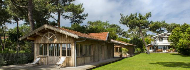 Authentic luxury property in Cap Ferret, 10 people, Cap-Ferret