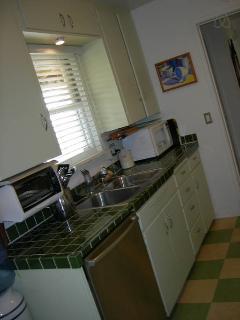 original kitchen with modern updates!