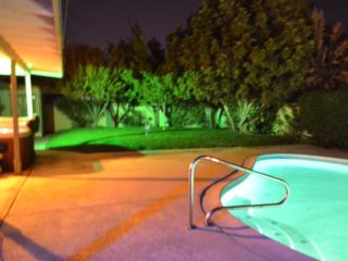 Pool at Night (with surround sound)