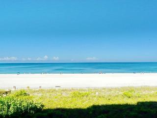 One-of-a-kind beachfront condo w/ panoramic view of beach, Isla Marco