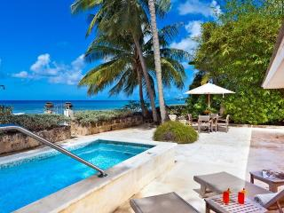 Barbados 329, an enchanting one bedroom self contained cottage which forms part of the Estate. Swimming pool and outdoor dining, Mullins