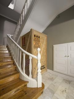 Flattered to be in Tomar. Two bedroom Apartment.