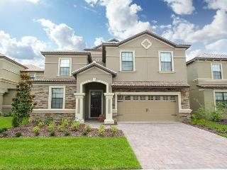 Warm and inviting 8 bedroom Championsgate vacation rental with private pool, spa & games room, Loughman
