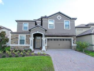 Stunning  8 bedroom, 5 bathroom home with movie theatre, games room, large pool and spa!, Loughman