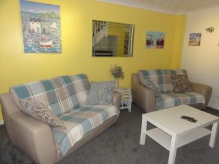 The lounge has recently been fully refurbished.