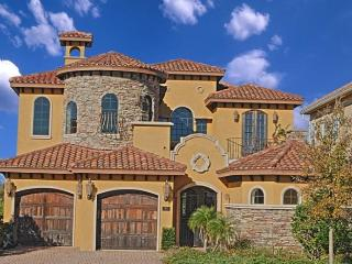 Stunning 6 Bedroom, 6.5 bathroom Reunion Resort home with amazing pool and golf views