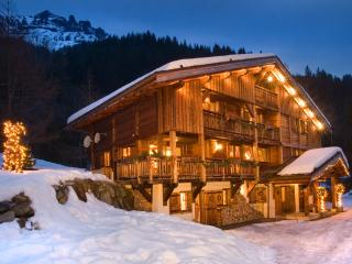 Chalet Chovettaz, Quality Self-catered venue, Les Contamines-Montjoie