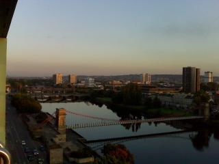 Superb penthouse City Centre Glasgow. Top floor.