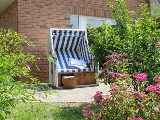 Komfort-Ferienhaus NORDSEEJUWEL strandnah + Kamin, Friedrichskoog