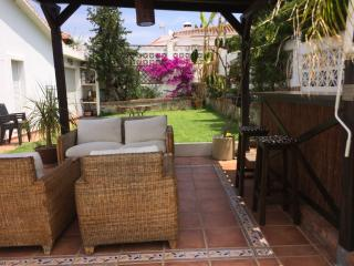 Nice house Marbella, near the beach. 22º in Winter
