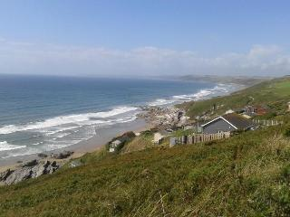Far reaching views of Whitsand Bay along the south west coastal footpath just minutes from your door