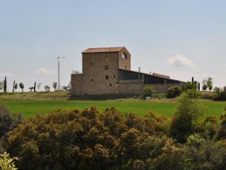 La Torre del Codina una casa rural sostenible