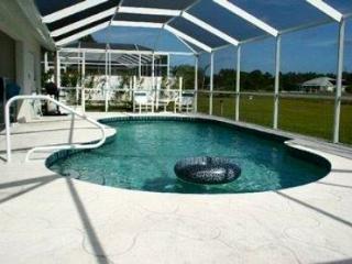 Tranquil Foxtail Villa, Pool, Canal, Rotonda West