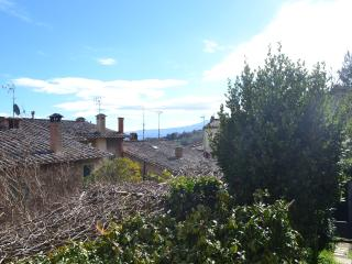 rustic apartment in the historical center of Montalcino