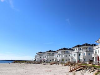 Strandhaus Libelle direkt am Strand und Ostsee