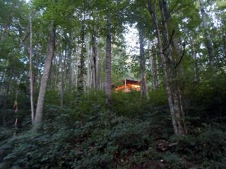 """Feels like a giant tree house"" - Mountain Retreat, Maggie Valley"