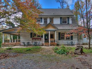 Preservation Stay - Waynesville Historical Home