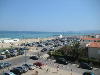 Saint Cyprien plage - front de mer -vue imprenable