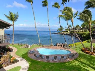 Unit #207 Oceanfront at Honokeana Cove. Come swim with the turtles., Lahaina