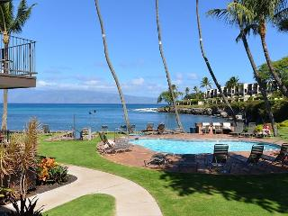 Newly Remodeled-Oceanfront 2 Br /2 Bath Ground Floor Unit  #106, Lahaina