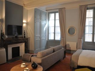 Suite Voltaire, boutique studio apartment, Carcassone