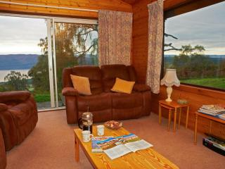 Four Star Lodge overlooking LochNess Drumnadrochit