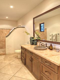 Example of In Suite Bathroom