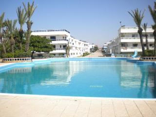 Appartement dans residence balneaire privee pied dans l'eau