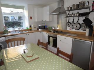 Beautiful, new dining kitchen, fully equipped with everything you may need