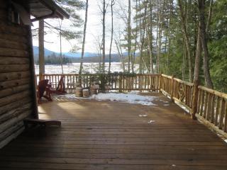 White Tail Run: Lake Placid/ Saranac Lake Log home