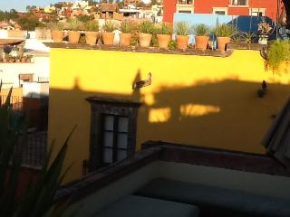 Centro Historico Casa with Views! ( 3 bdrm/ 3 1/2 bath)