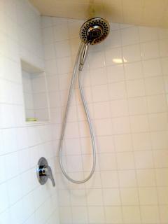Bathroom Shower Extra Large!