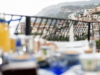un delizioso rifugio a Maiori costa d'amalfi