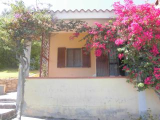 Casa Antonia casetta panoramica giardino terrazza, Costa Rei