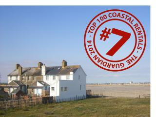 Coast Guards Cottage with original features next to the Sea near Camber Sands