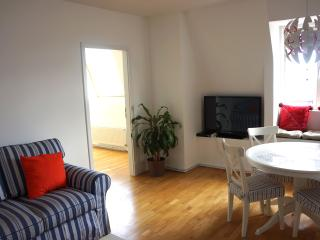 Central 2 bedroom deluxe apartment with city view, Wien