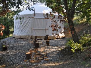 Yurt in the Heart of Tuscany, Montemassi