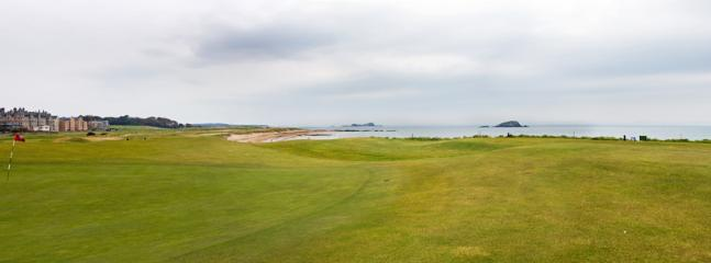North Berwick Golf Course - East Lothian