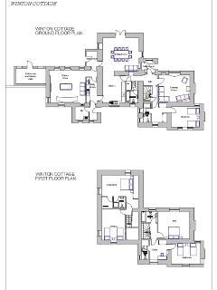 Winton Cottage Floorplan