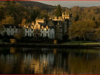 enjoy the facilities of Cameron House Hotel - book early for Hogmany activities