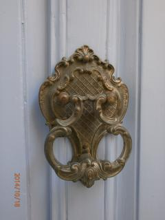 Typical Door Knob
