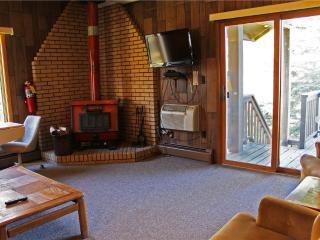 Located at Base of Powderhorn Mtn in the Western Upper Peninsula, A Comfortable Trailside Condo with a Shared Hot Tub & Allows Dogs, Bessemer