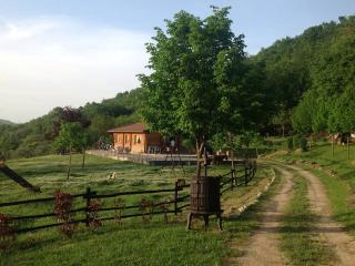 Casa di Legno immersa nel verde dell'Umbria, Foligno