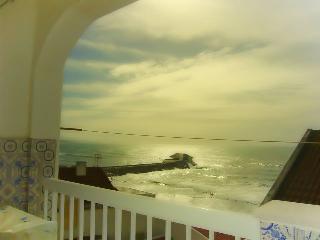Apartamento Ericeira c/vista de Mar a 50m da praia