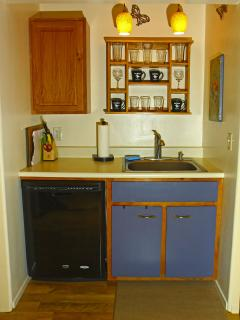 Kitchen- Dishwasher & Sink Area
